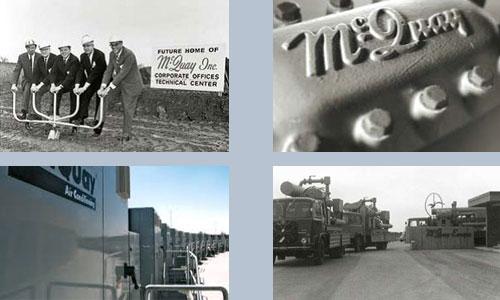 McQuay history