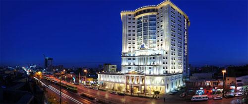 هتل قصر طلایی ، مشهد